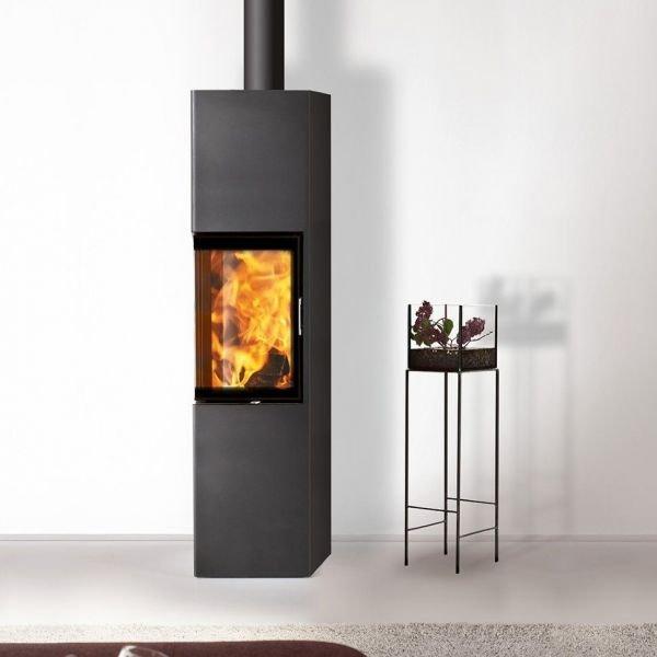 Печь-Камин Austroflamm Slim 2.0
