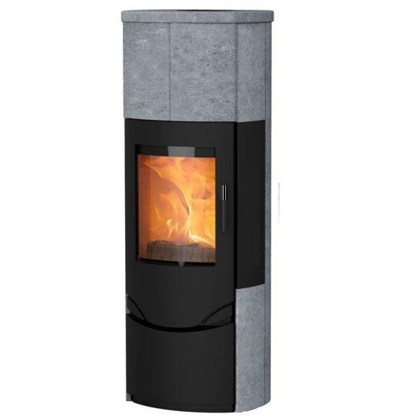 Печь-Камин Lotus Prio M без стекла