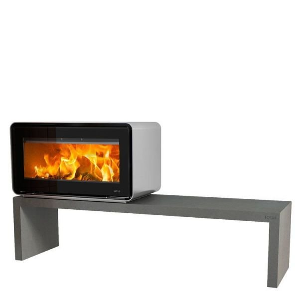 Печь-Камин Lotus Living Furniture