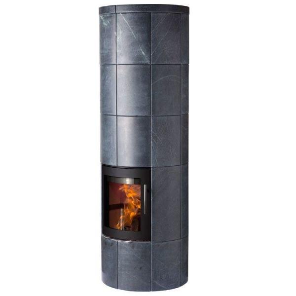 Печь-Камин Lotus M3 Dark