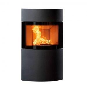 Печь-Камин Austroflamm Fynn Xtra (сталь)