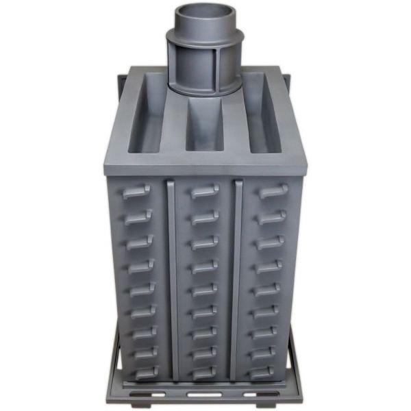 Банная печь Гефест ПБ-02П