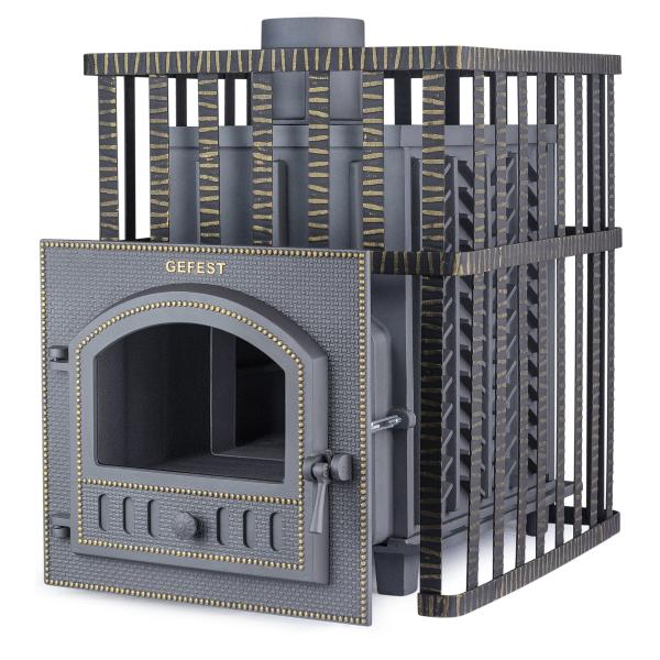 Банная печь Гефест ПБ-01МС-3K