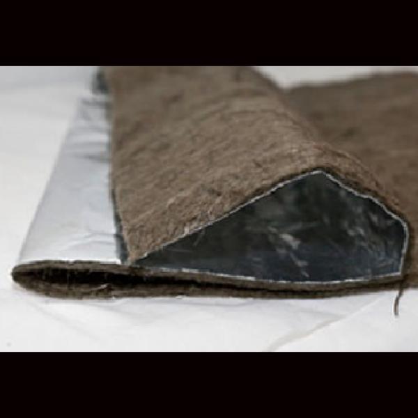 Базальтовый картон фольгированный