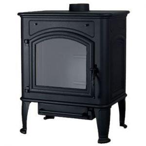Печь Premium, черная (Liseo)