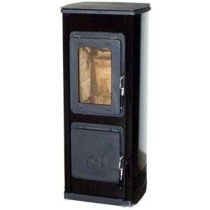 Печь Milano II, termoplate, черный (Thorma)