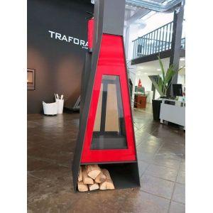 Камин Toscana, черный, RAL (Traforart)
