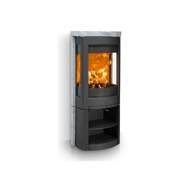 Jotul F 377 Advance BP чугунная печь-камин, 5 кВт