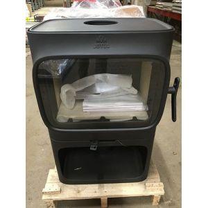 Jotul F 305 R B BP чугунная печь-камин, 7 кВт