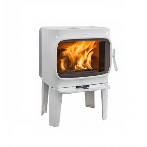 Jotul F 305 R LL WHE чугунная печь-камин, 7 кВт
