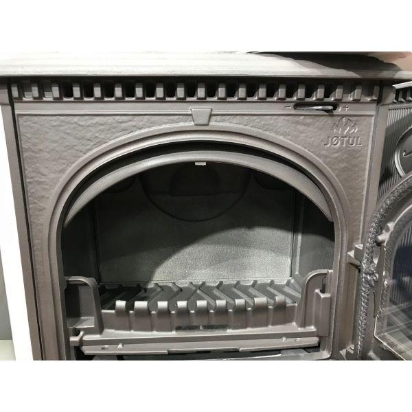 Jotul F 3 TD BP чугунная печь-камин, 10 кВт