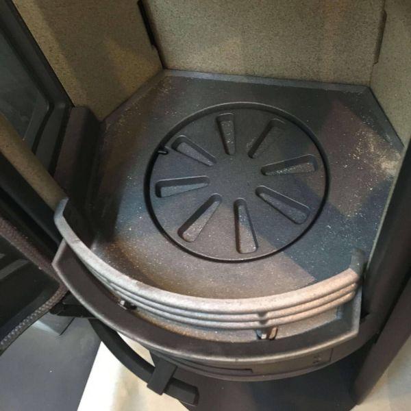 Печь камин Contura 556:1 Style стеклянная дверца