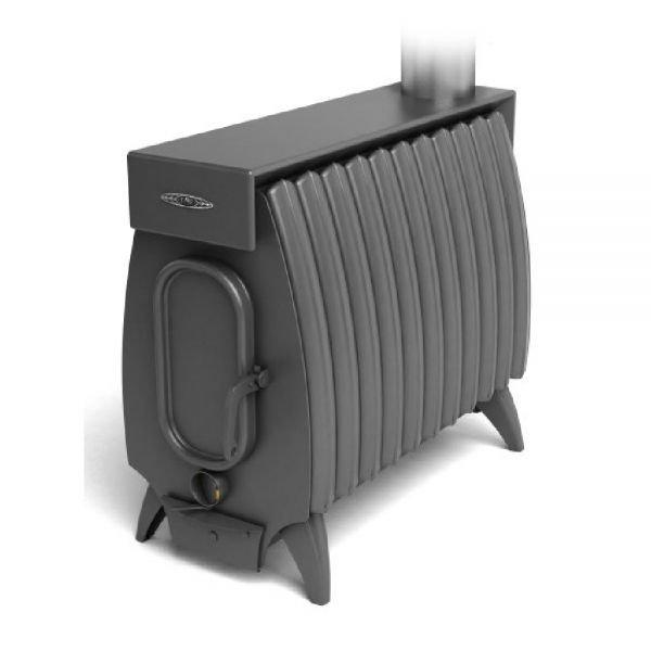 Отопительная печь ТМФ Огонь Батарея-11 Лайт антрацит
