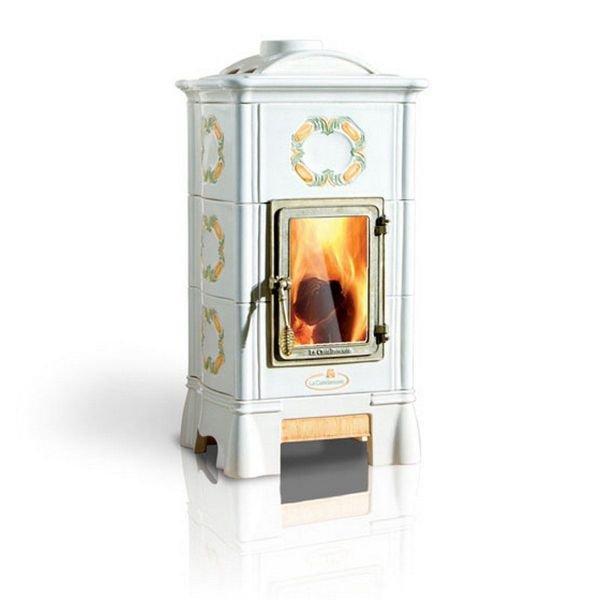 Печь-камин La Castellamonte Onda great fire