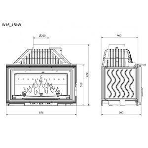 Kaw-Met W16 18 kw