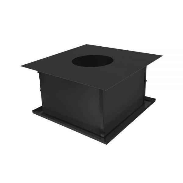 ППУ BLACK (AISI 430/0,5мм) д.205