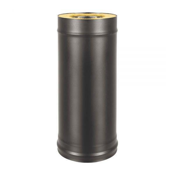 Сэндвич-труба BLACK (AISI 430/0,5мм) L-0,5м