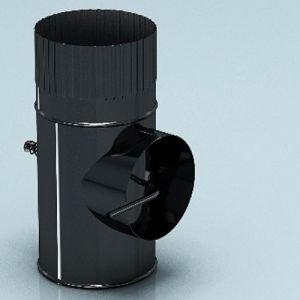 Шибер, эмалированный 0,8 d -150 Агни
