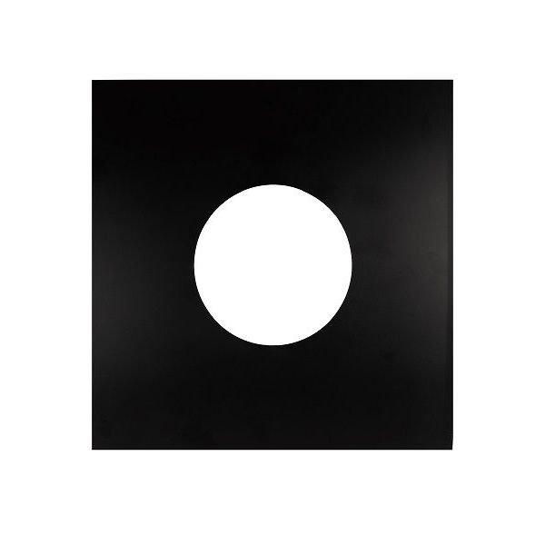 Лист к ППУ BLACK (AISI 430/0,5мм) д.305 (600х600)