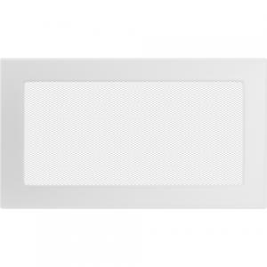 Вентиляционная решетка Белая (17*30) 30B