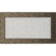 Вентиляционная решетка Черная/Золото (17*30) 30CZ