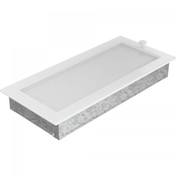 Вентиляционная решетка Белая (17*37) 37BX