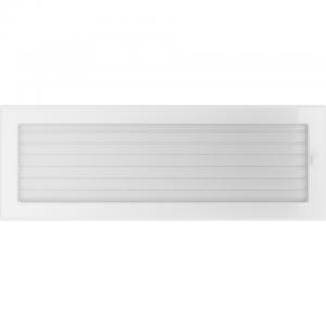 Вентиляционная решетка Белая (17*49) 49BX