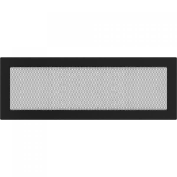 Вентиляционная решетка Черная (17*49) 49C