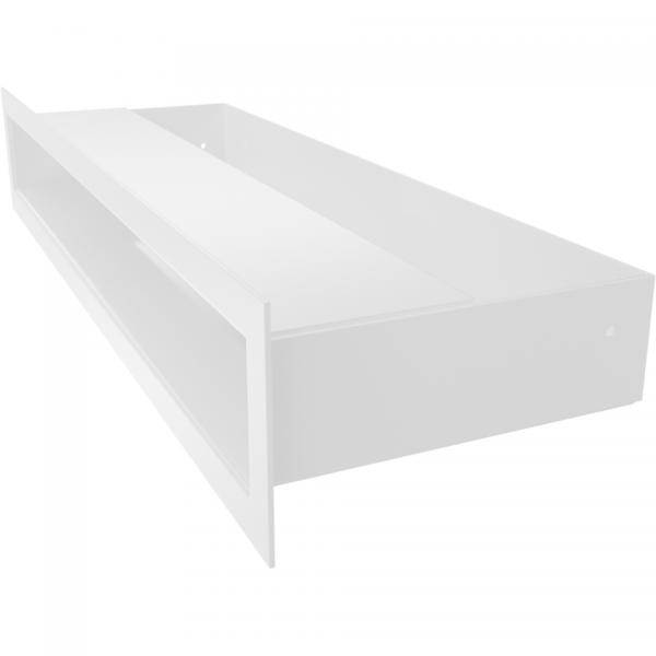 Люфт Белый LUFT/6/40/B (60x400мм)