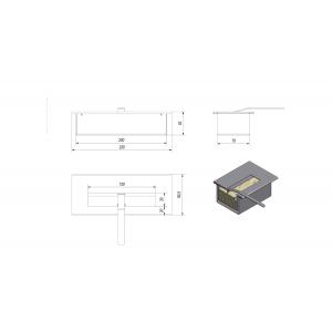 Биоконтейнер MINI, TUV(AF/PM/TUV)