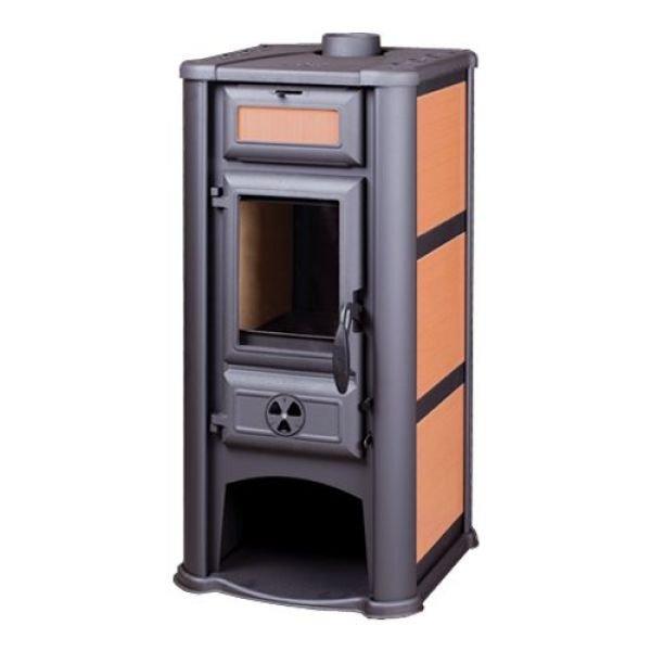 Печь Lederata оранжевая (Tim Sistem)