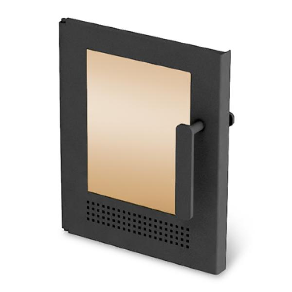 Дверка стеклянная Screen КИРАСИР 15,20,25