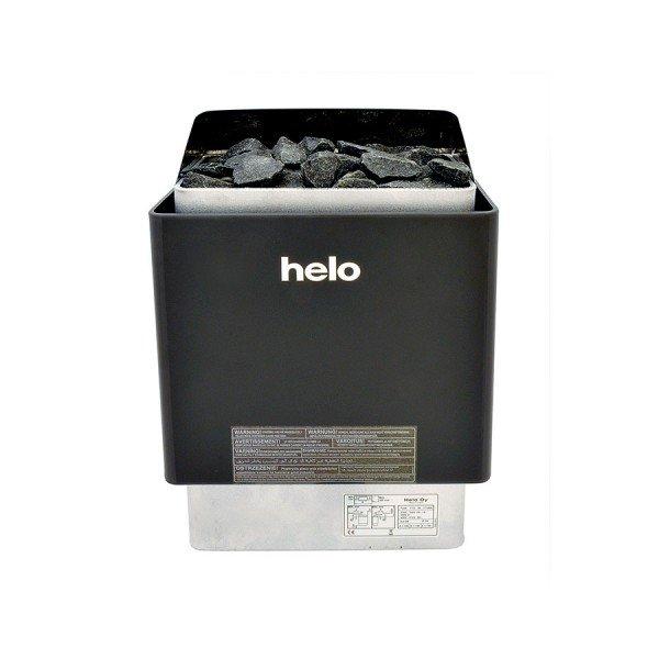 Электрическая печь Helo CUP 90 STJ Black