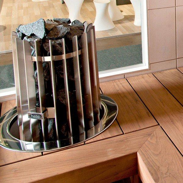 Электрическая печь Helo Rocher 70 (Пульт Elite в комплекте)