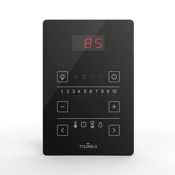 Электрическая печь Helo Roxx 90 (Пульт Pure в комплекте)