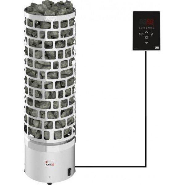 Электрическая печь SAWO Aries ARI3-45Ni2-P 4.5 кВт