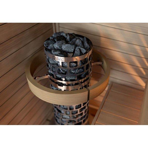 Электрическая печь SAWO Aries ARI3-90Ni2-P 9 кВт
