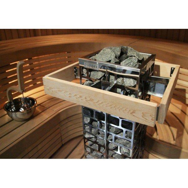 Электрическая печь SAWO Cubos CUB3-45Ni2-P 7.5 кВт