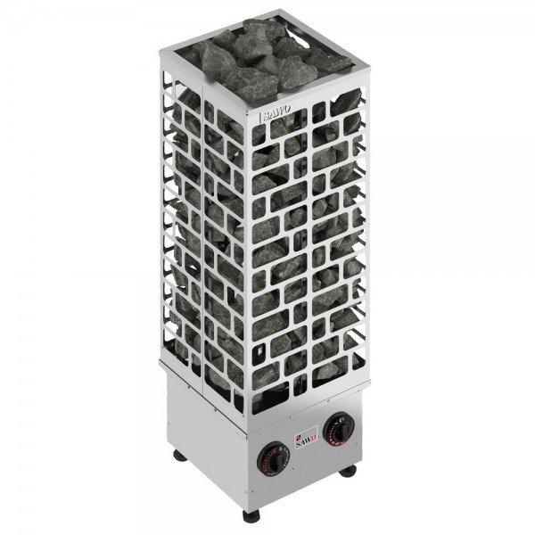 Электрическая печь SAWO Cubos CUB3-90NB-P 9 кВт