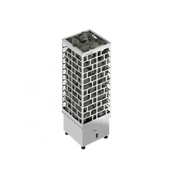 Электрическая печь SAWO Cubos CUB3-90Ni2-P 9 кВт