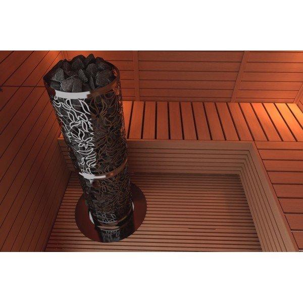 Электрическая печь SAWO Dragonfire Heaterking DRFT3-60NS-P-C 6 кВт