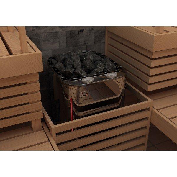 Электрическая печь SAWO Savonia Combi SAVC-120NS-Z 12 кВт