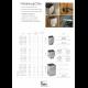 Электрическая печь SAWO Super Nordex Floor NRFS-150NS-Z 15 кВт