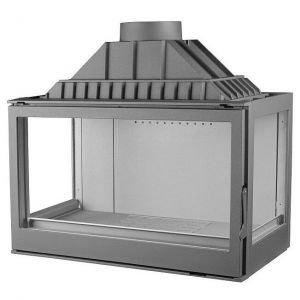 LCI 9 GFLR, два боковых стекла (Liseo Castiron)