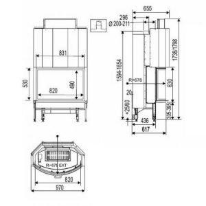 Diademe 531 B Pack N (Supra)