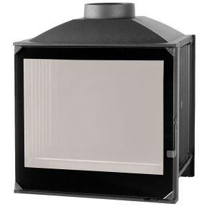 LCI 5 GF BG, черное стекло (Liseo Castiron)
