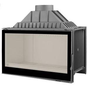LCI 9 GF BG, черное стекло (Liseo Castiron)