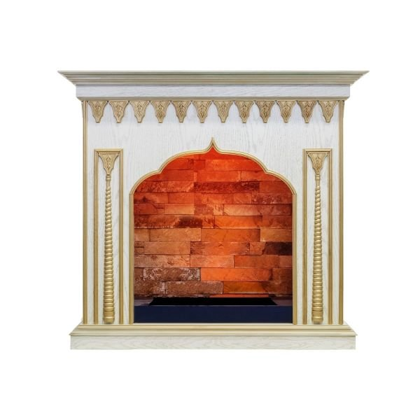 Портал  Abu-Dabi - Белый дуб, патина золото