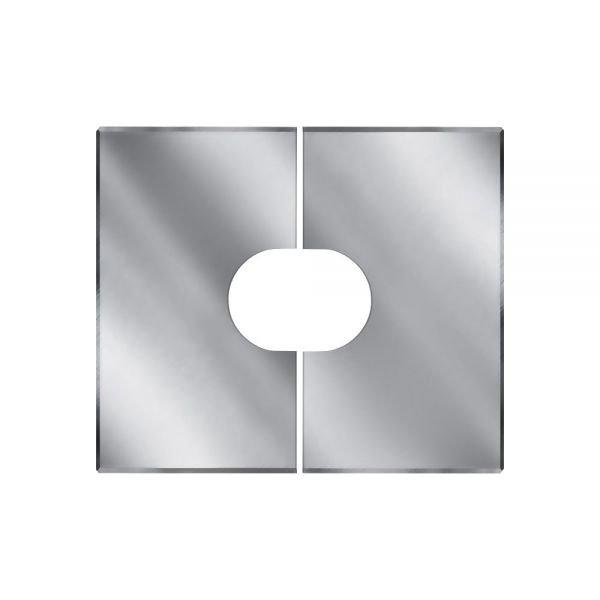 Фланец без изоляции V50R разрезной 21/32º D115/215 (Вулкан)