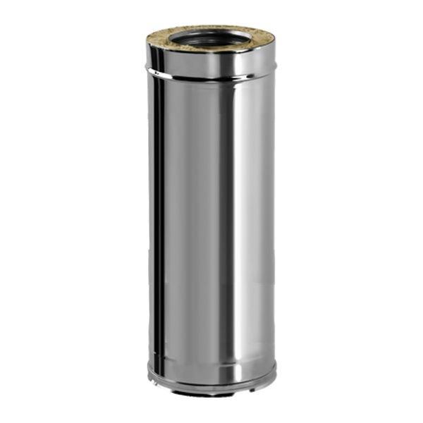 Труба V50R L1000 D115/215, нерж 321/304 (Вулкан)